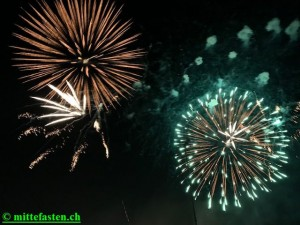 Feuerwerk - Brun 2019